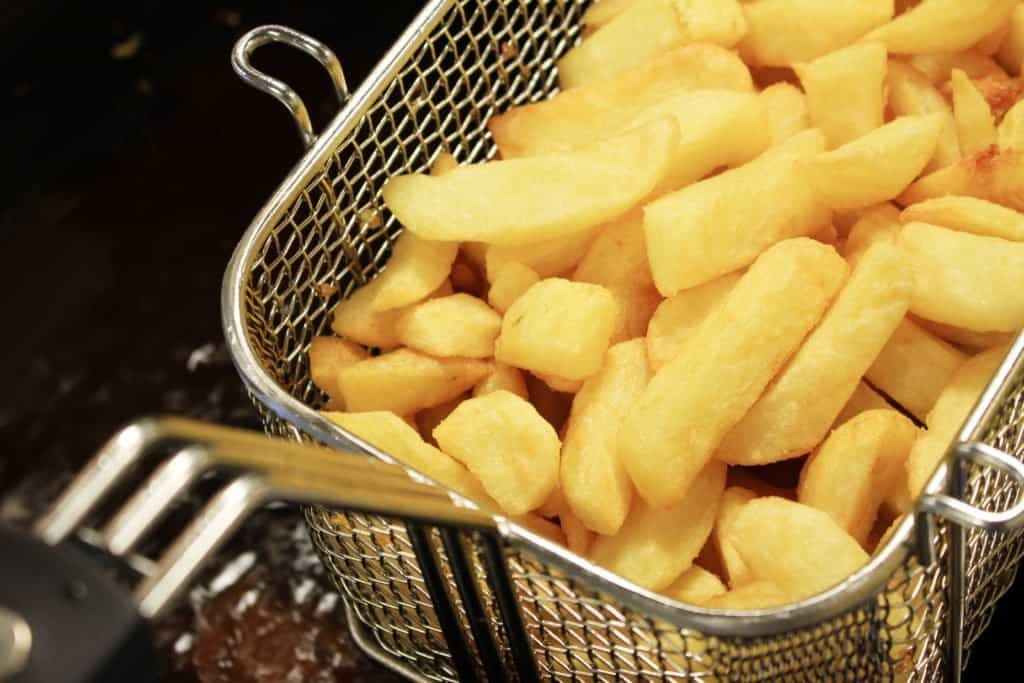 air fryers allow you to have the fried style but with healthier air rather than oil.