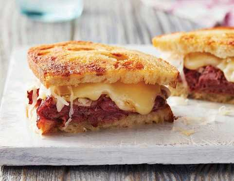 This cook book had an excellent idea for making grilled cheese in an air fryer.