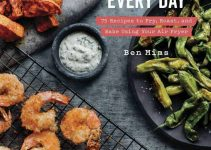 Air Fryer Cookbook Review: Air Fry Every Day