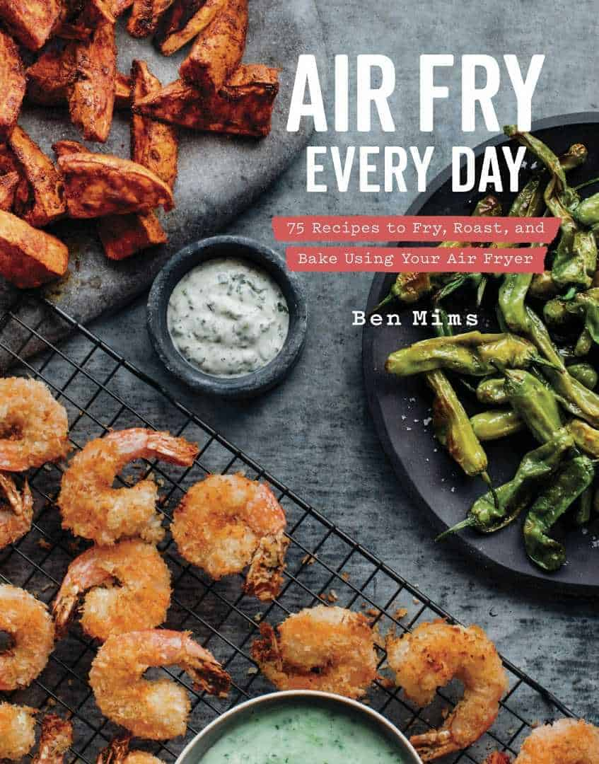 If you want to air fryer every day this cookbook would be a good choice.