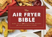 Air Fryer Cookbook Review: The Air Fryer Bible