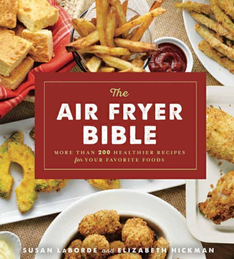 Is this really the air fryer bible?