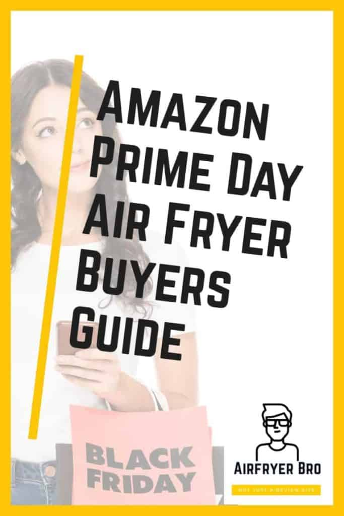 A guide to buying air fryers when on discount!