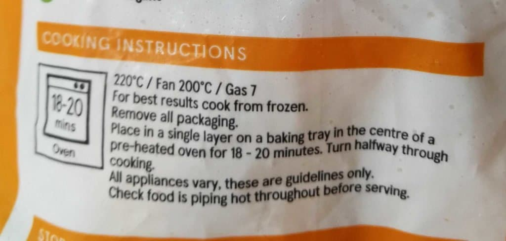 The lowdown on how to cook the frozen curly fries