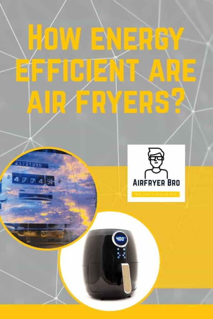 how much electricity does an airfryer use