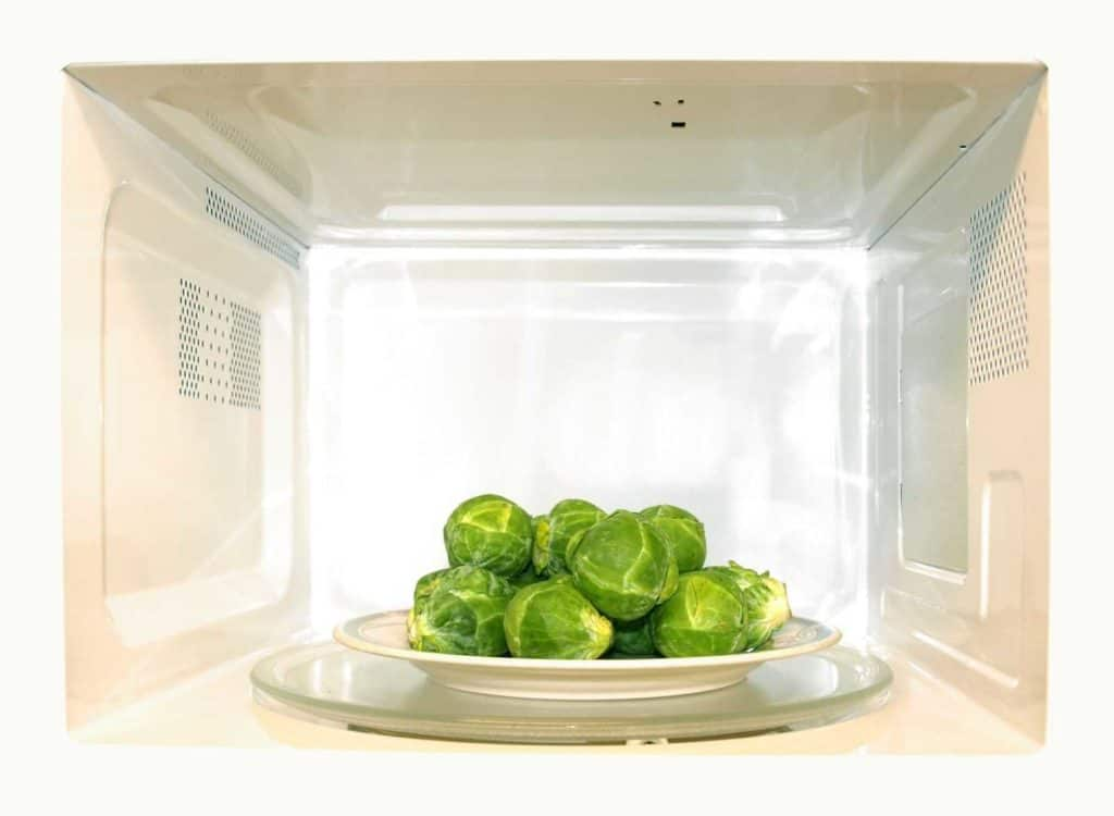 microwaves are commonly used for reheating food.