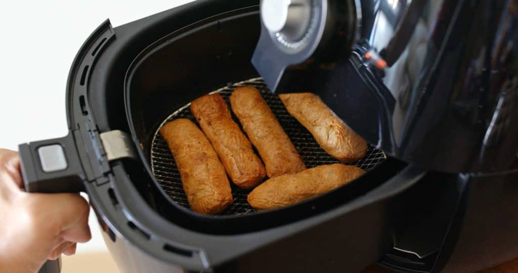 teflon can sometimes be found inside an air fryer