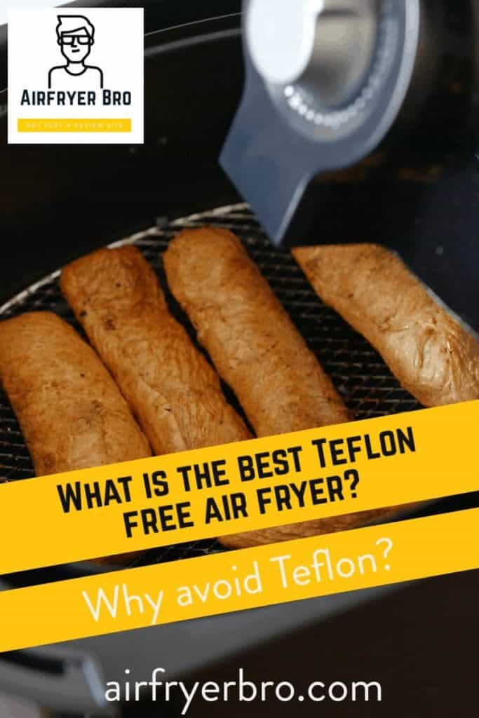 which teflon free air fryer is best?