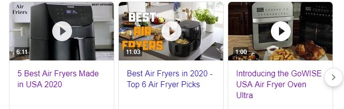 What air fryers are made in America? Lets find out together.