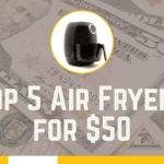 Best air fryer for $50!