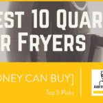 Top 10 quart air fryers.