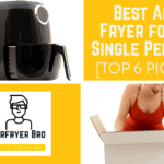 Best air fryer for a single person.