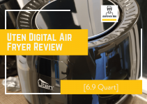 Uten 6.5l(6.9qt) Digital Air Fryer Review: Budget King?